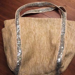 GAP Large Handbag with Sequins